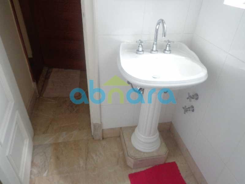 11 - Casa para alugar Rua Maria Angélica,Jardim Botânico, Rio de Janeiro - R$ 17.500 - CPCA40005 - 12