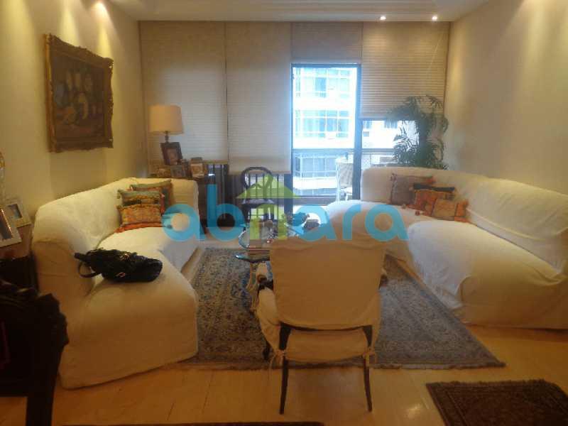 2 - Apartamento Ipanema, Rio de Janeiro, RJ À Venda, 4 Quartos, 183m² - CPAP40099 - 3