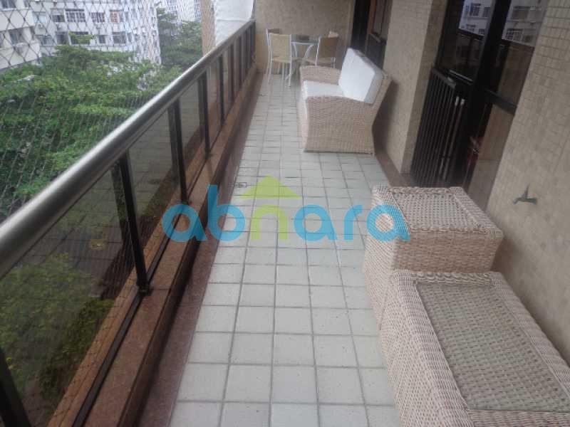 6 - Apartamento Ipanema, Rio de Janeiro, RJ À Venda, 4 Quartos, 183m² - CPAP40099 - 7