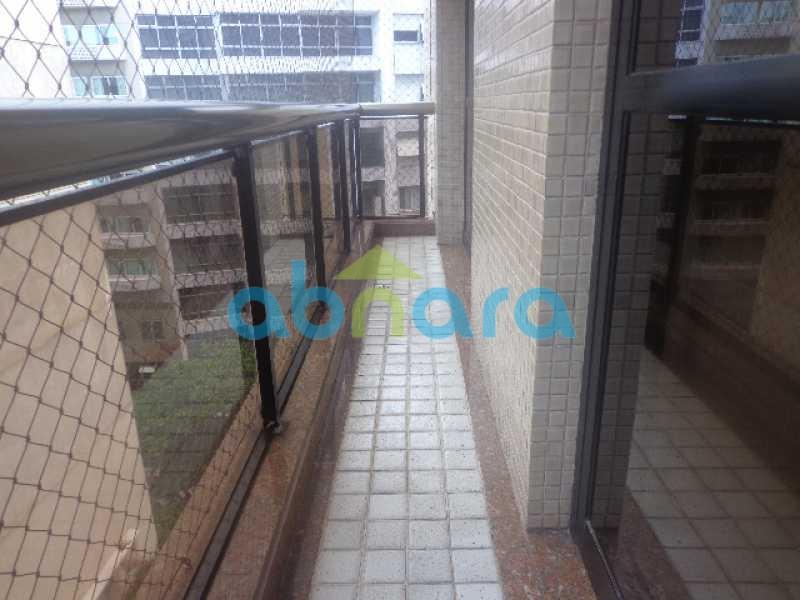 7 - Apartamento Ipanema, Rio de Janeiro, RJ À Venda, 4 Quartos, 183m² - CPAP40099 - 8