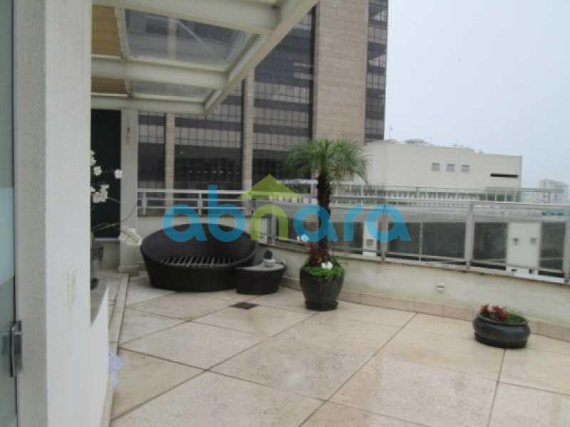 IMG_9118 - Cobertura Botafogo, Rio de Janeiro, RJ À Venda, 3 Quartos, 440m² - CPCO30020 - 10
