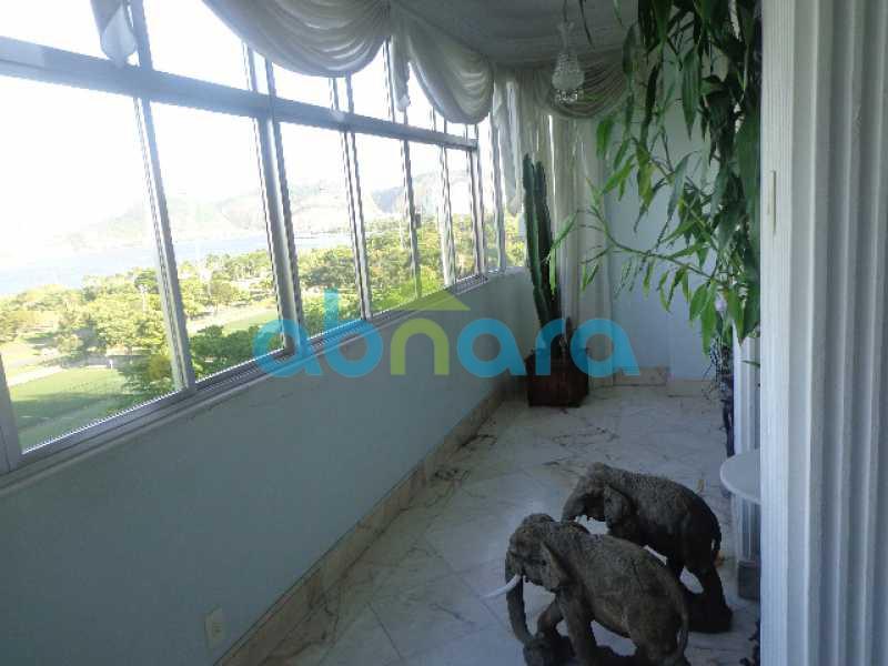 DSC07845 - Apartamento Flamengo, Rio de Janeiro, RJ À Venda, 4 Quartos, 255m² - CPAP40110 - 5
