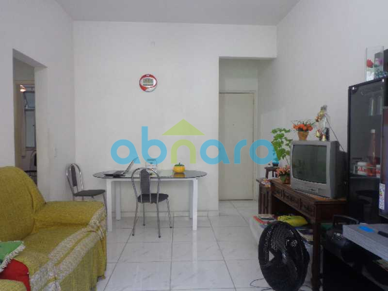 DSC08217 - 2 quartos com dependência e vaga na escritura, Copacabana - CPAP20132 - 1