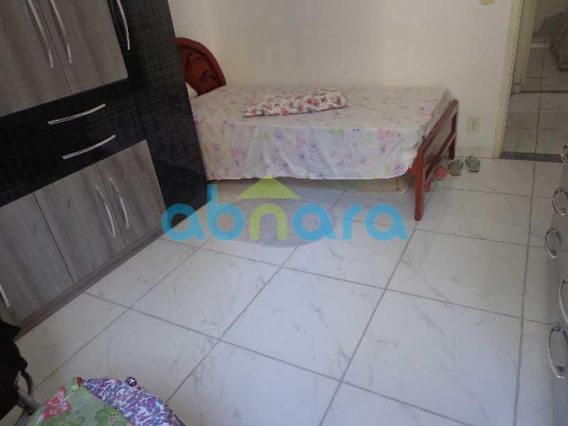 DSC08224 - 2 quartos com dependência e vaga na escritura, Copacabana - CPAP20132 - 7