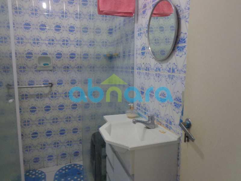 DSC08231 - 2 quartos com dependência e vaga na escritura, Copacabana - CPAP20132 - 10