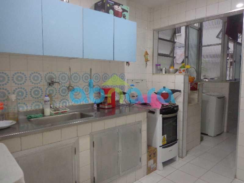 DSC08234 - 2 quartos com dependência e vaga na escritura, Copacabana - CPAP20132 - 12