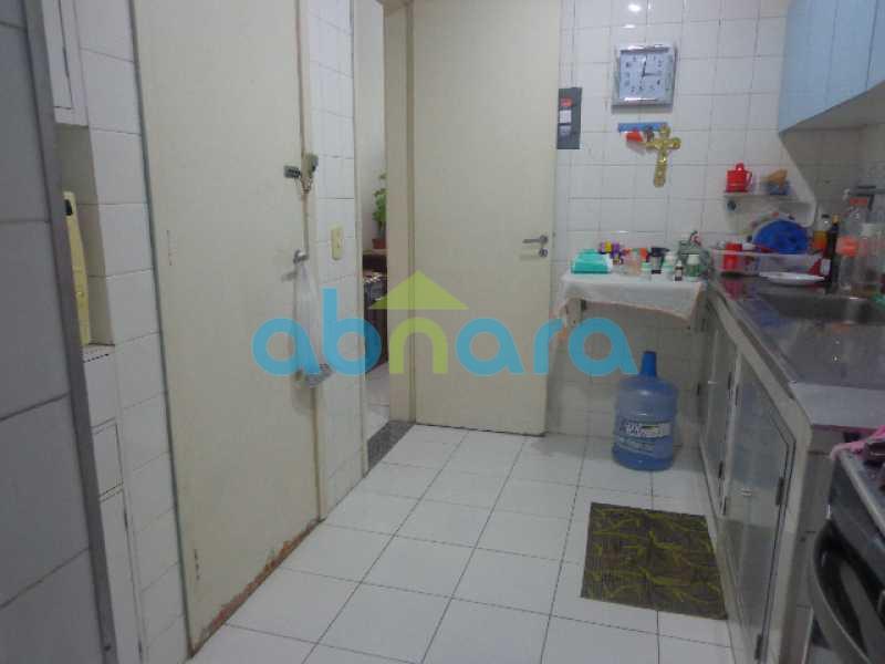 DSC08239 - 2 quartos com dependência e vaga na escritura, Copacabana - CPAP20132 - 16