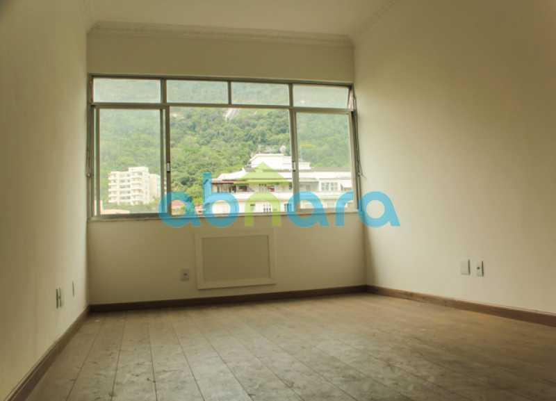07649-2 - Apartamento 3 quartos à venda Humaitá, Rio de Janeiro - R$ 970.000 - CPAP30312 - 3