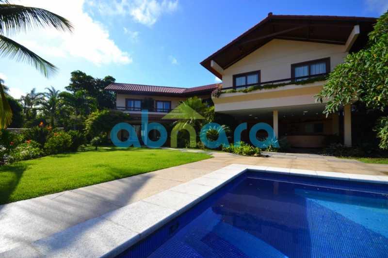 54-1 - Casa em Condomínio Barra da Tijuca, Rio de Janeiro, RJ À Venda, 5 Quartos, 700m² - CPCN50003 - 6