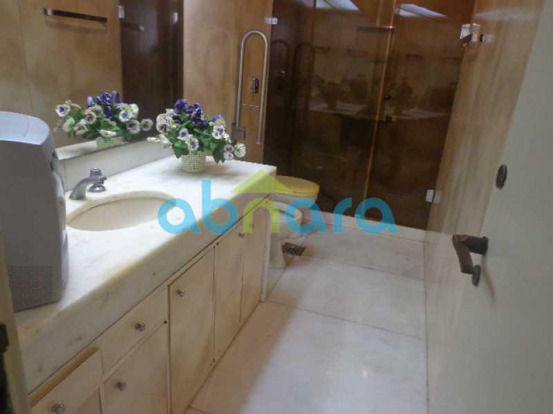 10 - Apartamento À Venda - Ipanema - Rio de Janeiro - RJ - CPAP40135 - 14