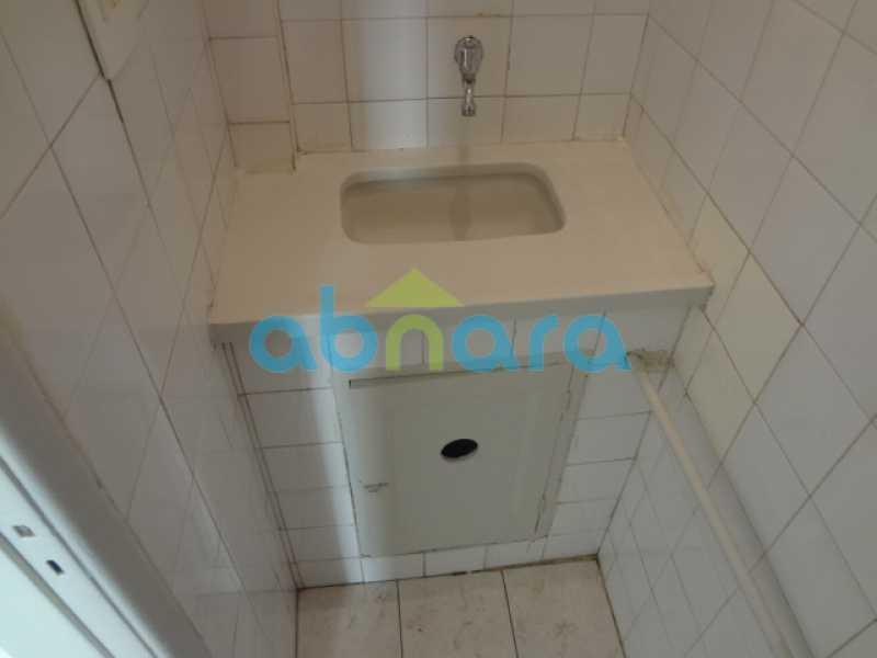8 - Apartamento 1 quarto para alugar Copacabana, Rio de Janeiro - R$ 1.150 - CPAP10120 - 22
