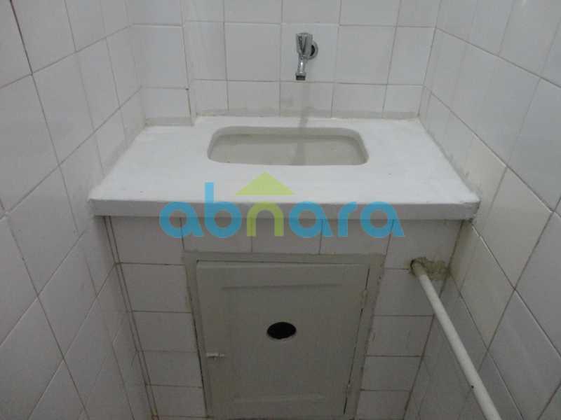 DSC01783 - Apartamento 1 quarto para alugar Copacabana, Rio de Janeiro - R$ 1.150 - CPAP10120 - 25