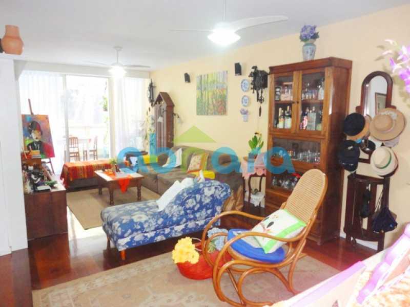 DSC06832 - Apartamento à venda Avenida Oswaldo Cruz,Flamengo, Rio de Janeiro - R$ 1.955.000 - CPAP30354 - 1