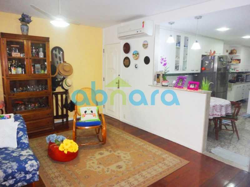 DSC06833 - Apartamento à venda Avenida Oswaldo Cruz,Flamengo, Rio de Janeiro - R$ 1.955.000 - CPAP30354 - 3