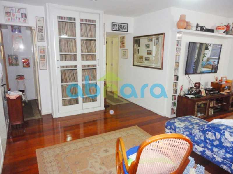 DSC06834 - Apartamento à venda Avenida Oswaldo Cruz,Flamengo, Rio de Janeiro - R$ 1.955.000 - CPAP30354 - 4