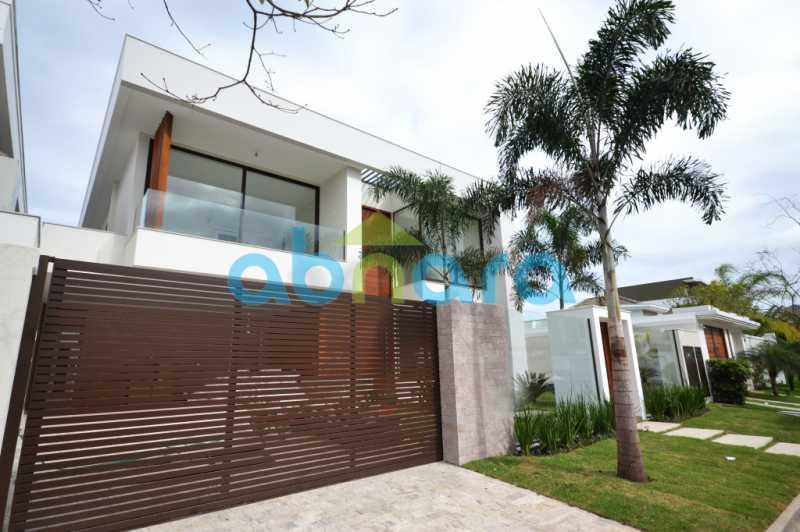 DSC_0003-5 - Casa em Condomínio 5 quartos à venda Barra da Tijuca, Rio de Janeiro - R$ 6.200.000 - CPCN50004 - 1