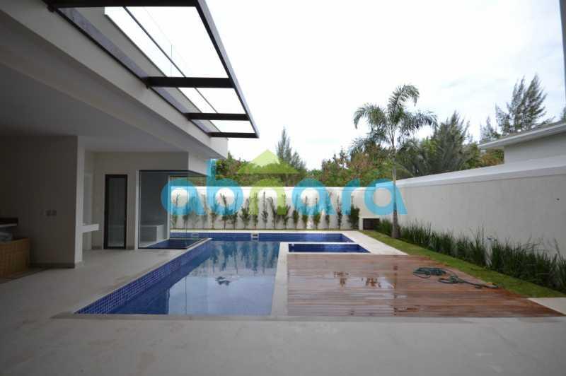 DSC_0004-3 - Casa em Condomínio 5 quartos à venda Barra da Tijuca, Rio de Janeiro - R$ 6.200.000 - CPCN50004 - 3