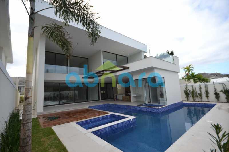DSC_0005-5 - Casa em Condomínio 5 quartos à venda Barra da Tijuca, Rio de Janeiro - R$ 6.200.000 - CPCN50004 - 4