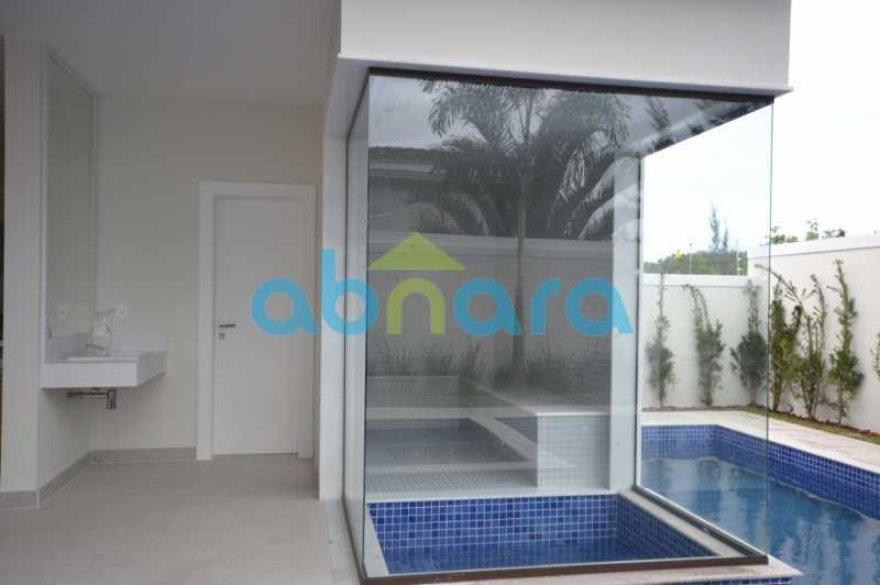 DSC_0007-4 - Casa em Condomínio 5 quartos à venda Barra da Tijuca, Rio de Janeiro - R$ 6.200.000 - CPCN50004 - 5