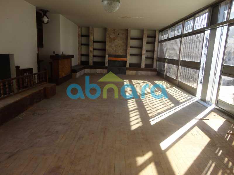 DSC00890 - copacabana cobertura, metrô arco Verde, estação metro - CPCO50011 - 1