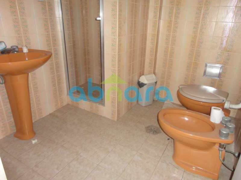 DSC00905 - copacabana cobertura, metrô arco Verde, estação metro - CPCO50011 - 7