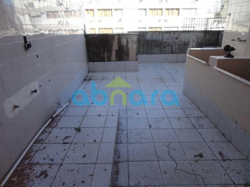 DSC00908 - copacabana cobertura, metrô arco Verde, estação metro - CPCO50011 - 8