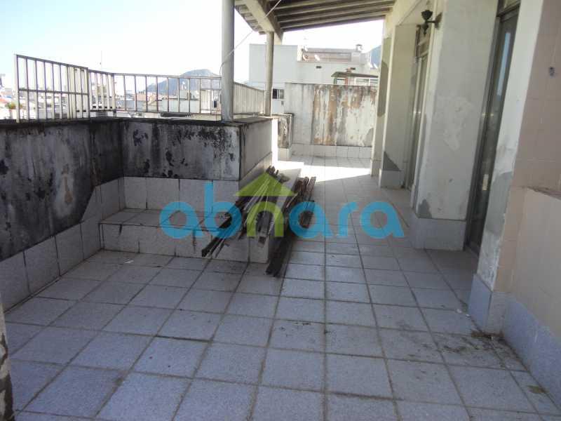 DSC00911 - copacabana cobertura, metrô arco Verde, estação metro - CPCO50011 - 9