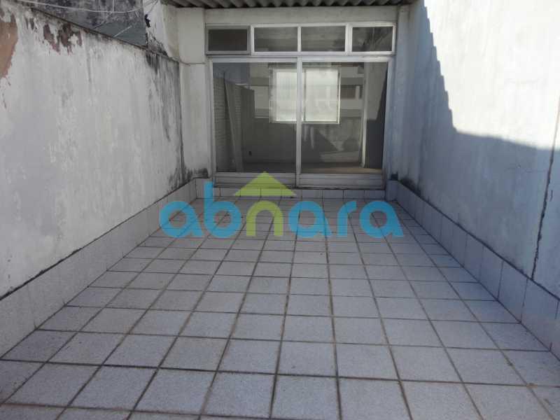 DSC00913 - copacabana cobertura, metrô arco Verde, estação metro - CPCO50011 - 10