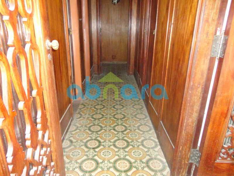 DSC00928 - copacabana cobertura, metrô arco Verde, estação metro - CPCO50011 - 15