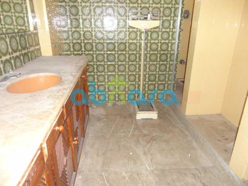 DSC00933 - copacabana cobertura, metrô arco Verde, estação metro - CPCO50011 - 16