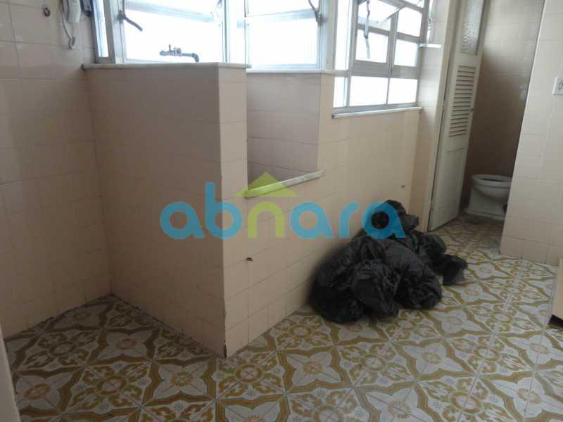 DSC00943 - copacabana cobertura, metrô arco Verde, estação metro - CPCO50011 - 21