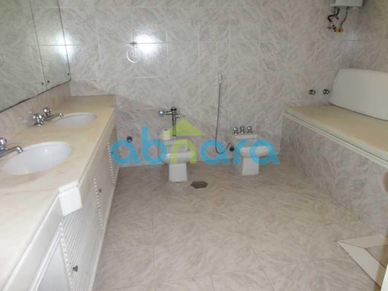 16 - Apartamento À Venda - Copacabana - Rio de Janeiro - RJ - CPAP40154 - 19