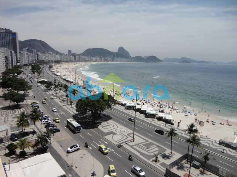 DSC01908 - Apartamento À Venda - Copacabana - Rio de Janeiro - RJ - CPAP40154 - 1