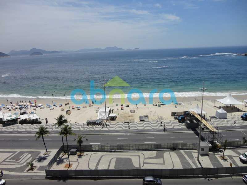DSC01912 - Apartamento À Venda - Copacabana - Rio de Janeiro - RJ - CPAP40154 - 3