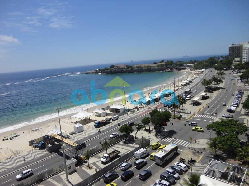 DSC01915 - Apartamento À Venda - Copacabana - Rio de Janeiro - RJ - CPAP40154 - 4