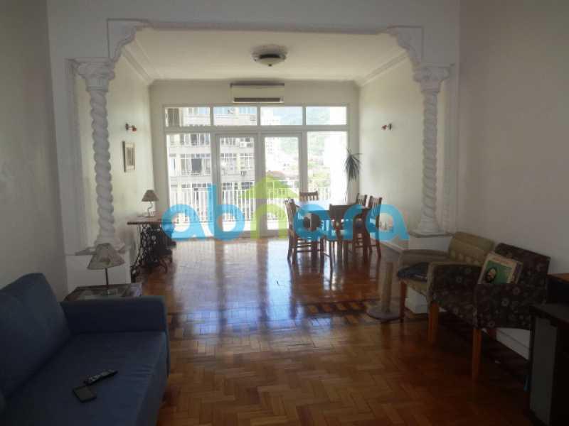 00 - Apartamento À Venda - Tijuca - Rio de Janeiro - RJ - CPAP30389 - 1