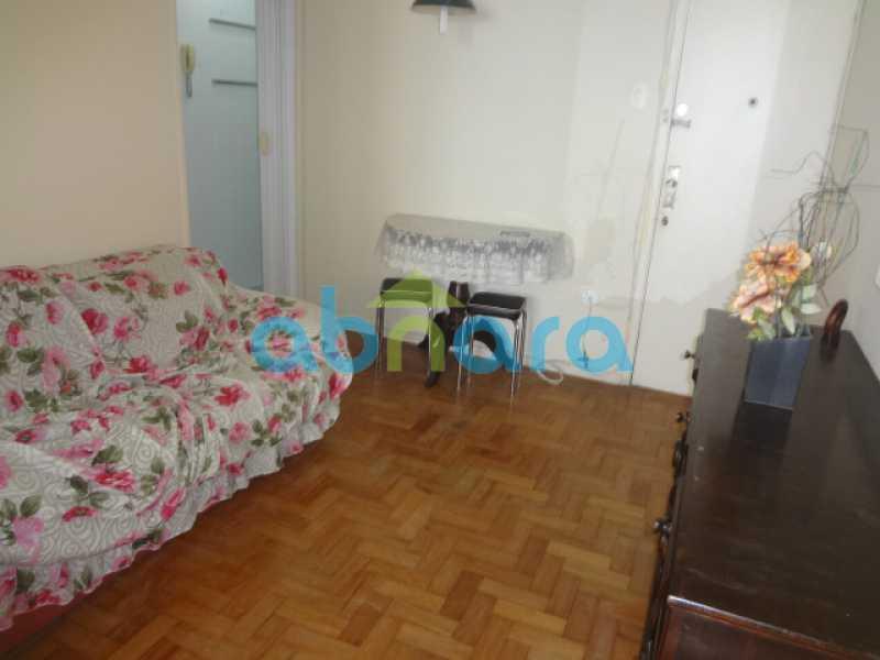 1 - Apartamento Copacabana, Rio de Janeiro, RJ À Venda, 1 Quarto, 39m² - CPAP10140 - 1