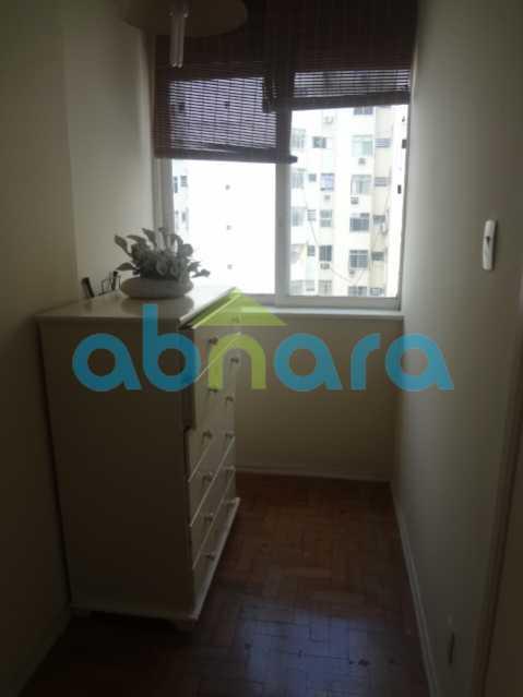 6 - Apartamento Copacabana, Rio de Janeiro, RJ À Venda, 1 Quarto, 39m² - CPAP10140 - 7