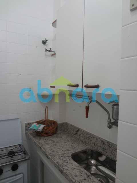 13 - Apartamento Copacabana, Rio de Janeiro, RJ À Venda, 1 Quarto, 39m² - CPAP10140 - 14