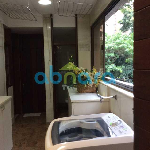 area e dependencias - Copia - Apartamento para alugar Avenida Epitácio Pessoa,Lagoa, Rio de Janeiro - R$ 25.000 - CPAP30422 - 6