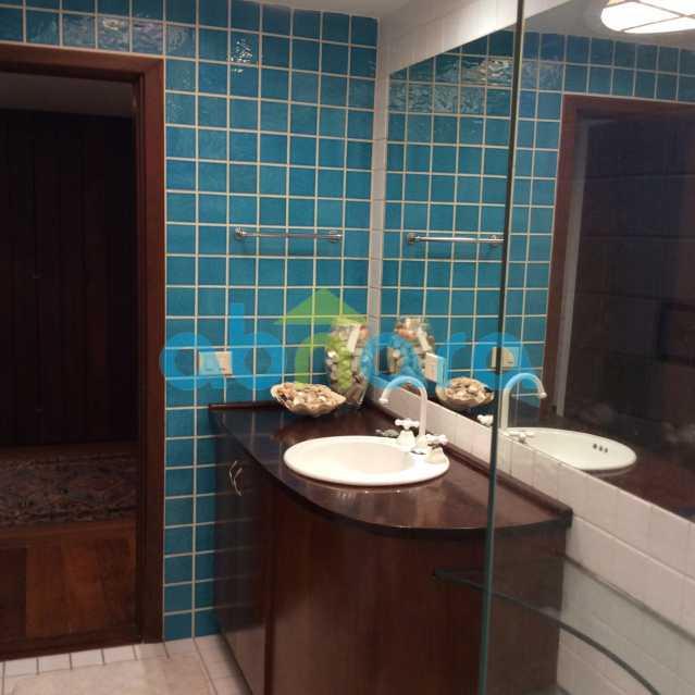 banheiro social qto2 - Apartamento para alugar Avenida Epitácio Pessoa,Lagoa, Rio de Janeiro - R$ 25.000 - CPAP30422 - 9