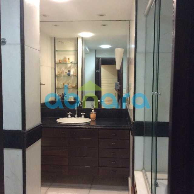 banheiro suite princ - Apartamento para alugar Avenida Epitácio Pessoa,Lagoa, Rio de Janeiro - R$ 25.000 - CPAP30422 - 10
