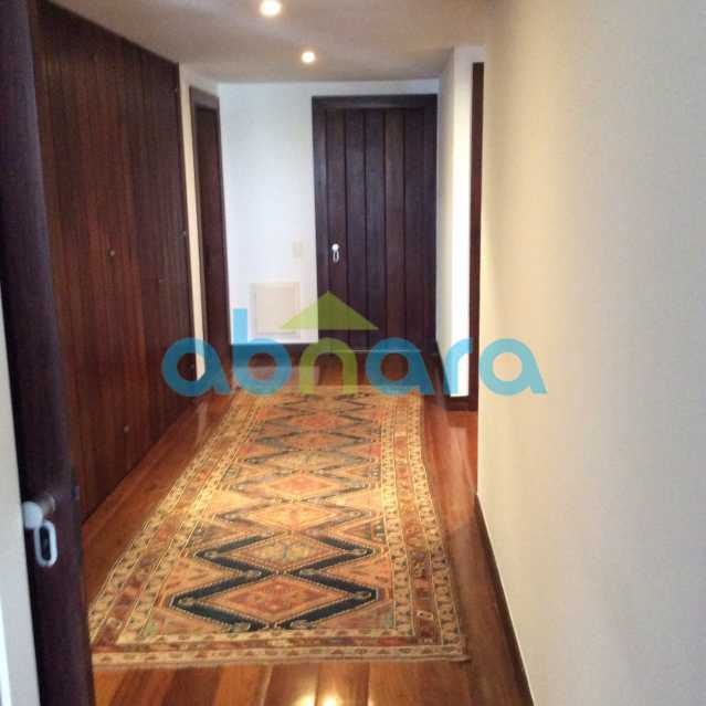 corredinterno - Apartamento para alugar Avenida Epitácio Pessoa,Lagoa, Rio de Janeiro - R$ 25.000 - CPAP30422 - 13