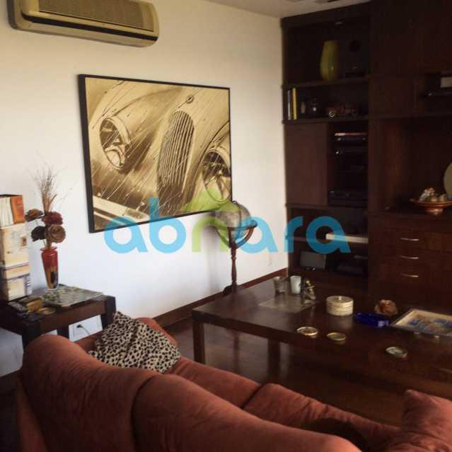 escritório - Apartamento para alugar Avenida Epitácio Pessoa,Lagoa, Rio de Janeiro - R$ 25.000 - CPAP30422 - 16
