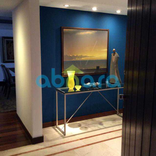 hall - Apartamento para alugar Avenida Epitácio Pessoa,Lagoa, Rio de Janeiro - R$ 25.000 - CPAP30422 - 18