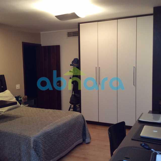 quarto 3 entrada - Apartamento para alugar Avenida Epitácio Pessoa,Lagoa, Rio de Janeiro - R$ 25.000 - CPAP30422 - 23