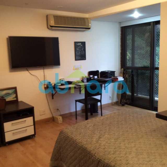 quarto2 - Apartamento para alugar Avenida Epitácio Pessoa,Lagoa, Rio de Janeiro - R$ 25.000 - CPAP30422 - 24