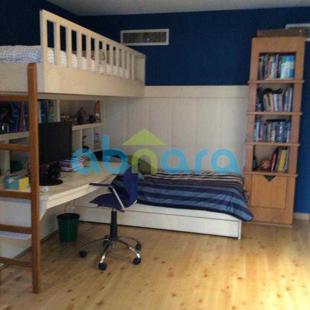 suite 2 - Apartamento para alugar Avenida Epitácio Pessoa,Lagoa, Rio de Janeiro - R$ 25.000 - CPAP30422 - 27