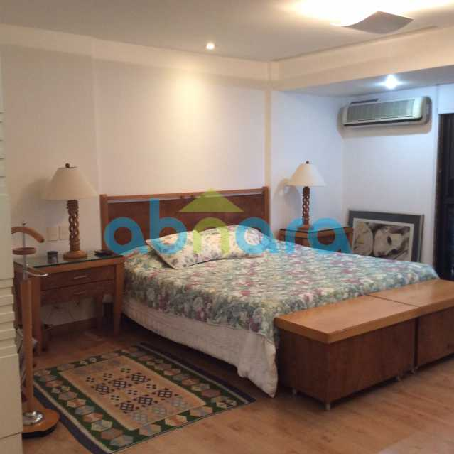 suite principal - Apartamento para alugar Avenida Epitácio Pessoa,Lagoa, Rio de Janeiro - R$ 25.000 - CPAP30422 - 28