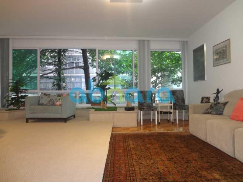 1 - Apartamento À Venda - Copacabana - Rio de Janeiro - RJ - CPAP40169 - 1